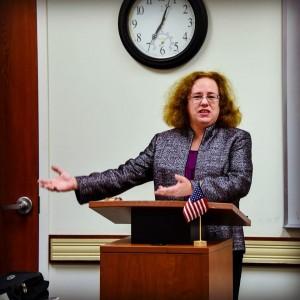Sarah Bateman Speaking